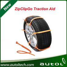 New Released ZipClipGo Emergency Traction Aid life saver for car stuck in mud snow or ice in bad weather conditions