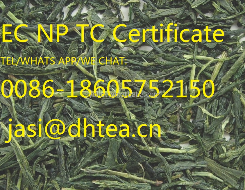 2017 Factory Directly Provide Organic Sencha Green Tea Price