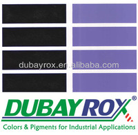 PIGMENT VIOLET 23 raw material used make plastic