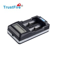 Trustfire TR-011 18650 li ion battery AA/AAA size NiMH/NiCD LCD battery charger