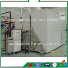 Fruits and Vegetables Industrial Quick Freezing Machine/IQF Equipment