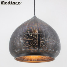New product china suppliers metal antique pendant lighting