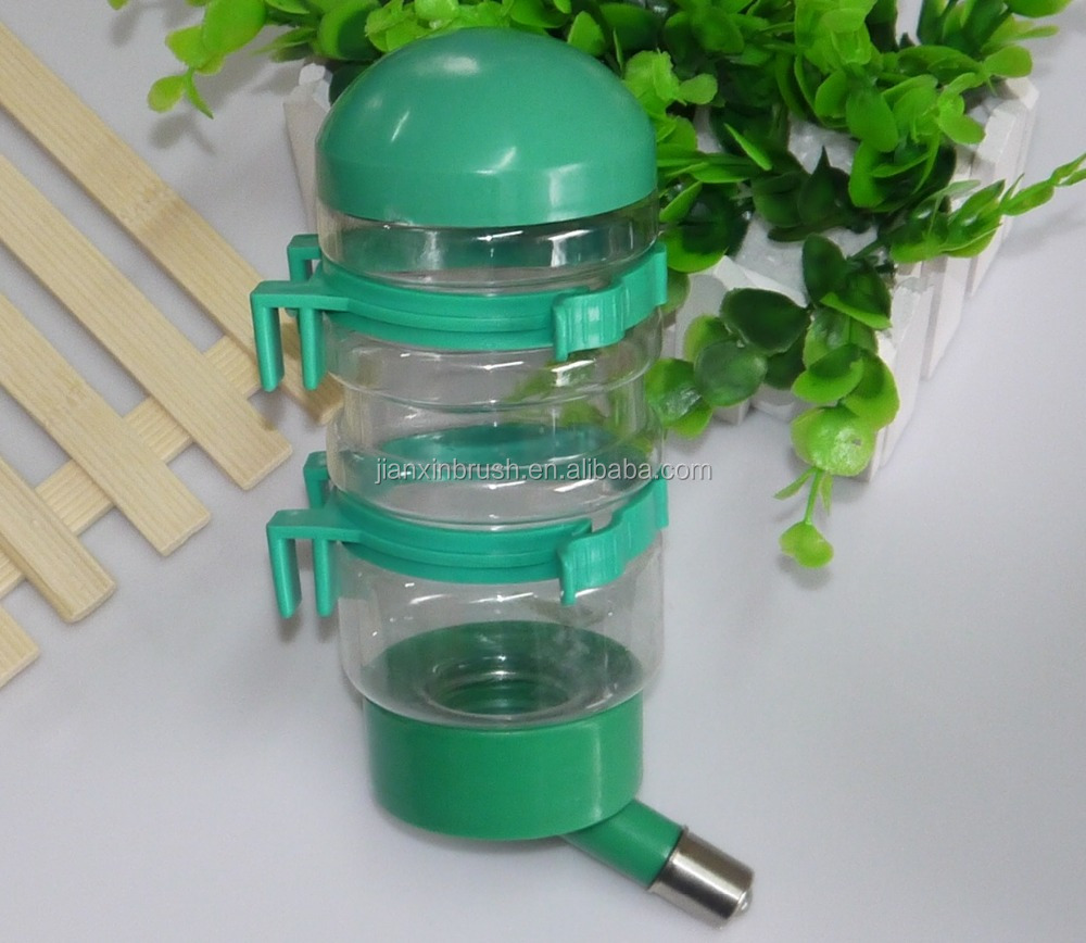 Automatic cat feeder 500ml drinking bottle