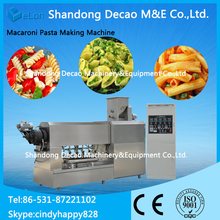 automatic stainless steel raw potato pellet food processing industries