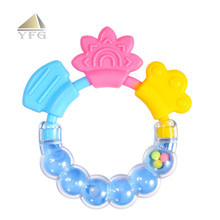 New Designed Silicone Chew Toy/ Baby Teether Silicone/BPA Free Silicone Teether Wholesale