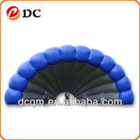 High-quality inflatable dome shaped tent