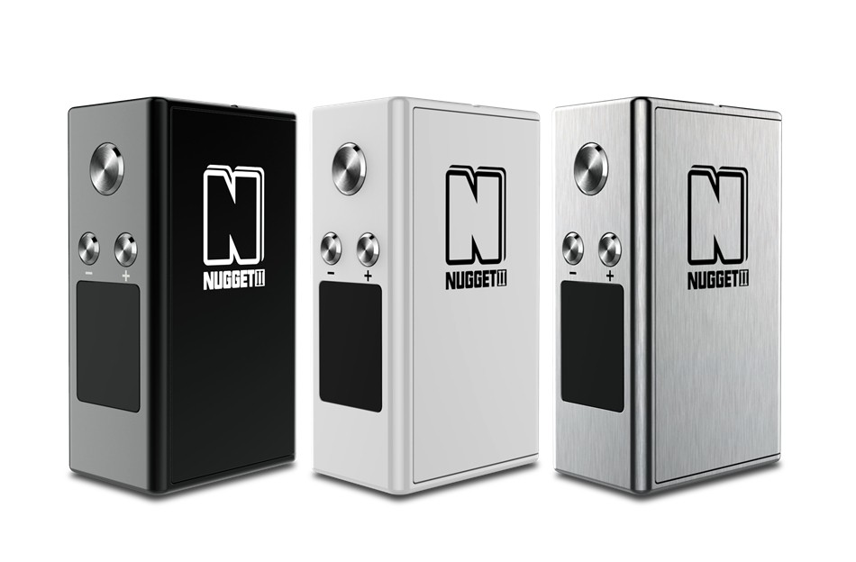 2016 New Arrival Artery Electronic Cigarettes Nugget V2 Box Mod