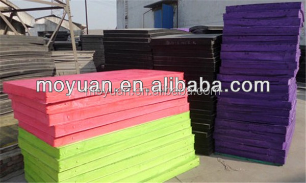 odorless recycled color plastic eva sheet/rolls 0.5mm thick thickness