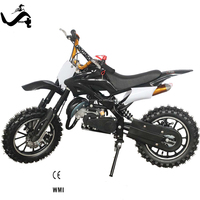 Gas powered dirt bike 50cc mini dirt bike for kids
