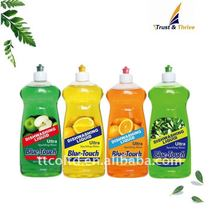 827ml lemon dishwash liquid (MSDS)