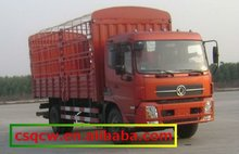 10T DONGFENG cargo truck dimension