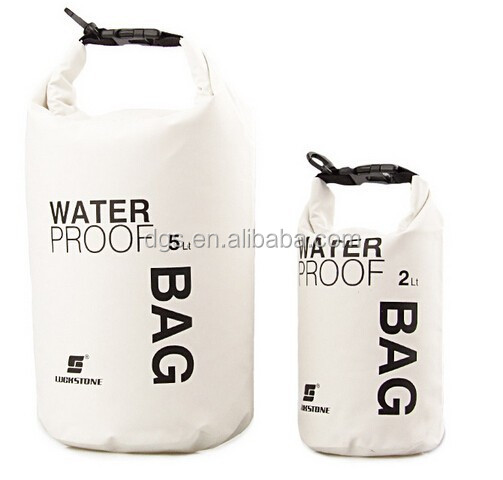 Wholesale custom logo 2L 5L 10L PVC Hot selling 250D PVC Tarpaulin Waterproof Ocean Pack Dry Bag