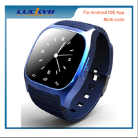 Watch Mobile Phone Touch Screen Bluetooth 4.0/3.0V Headset M26 Watch Same Series With U8 U9 Bluetooth Watch