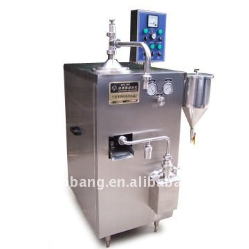 50L/H hard ice cream machine