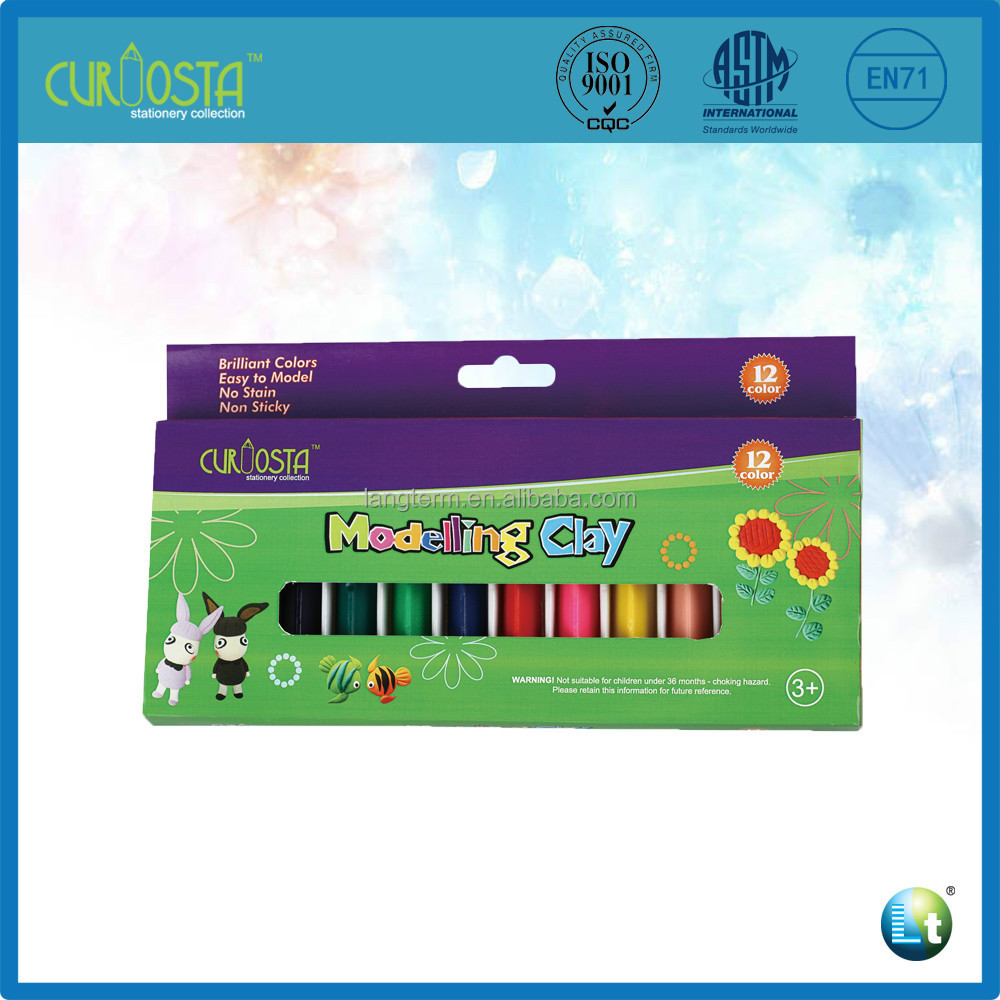 creative art modeling clay