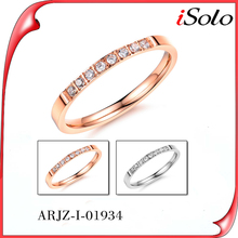 women accessaries cz diamond ring engagement rings gold wedding ring