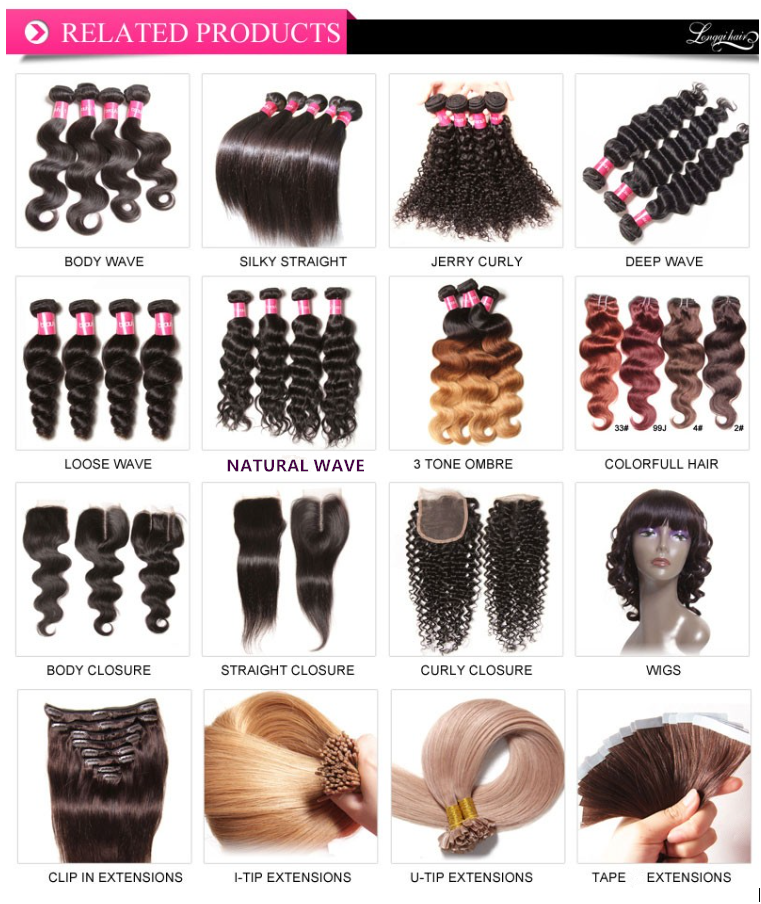 Next Day Shipping Hair Extension Human Hair weave Long qi Virgin Wholesale Hair