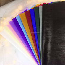 2017 Zhejiang YiWu factory Colorful pp spunbond Nonwoven fabric waterproof flower and gift Wrapping Paper