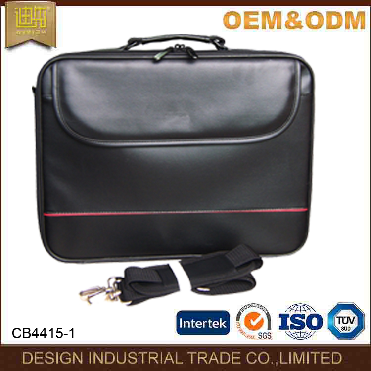 Laptop Bag with handle and shoulder straps