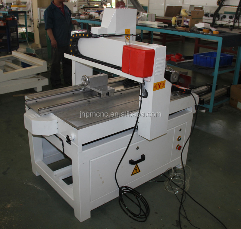 Trade assurance Mini baball screw cnc engraver for sale