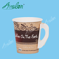 paper cup with handle hot paper cup high quality