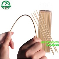 High quality Eco-friendly flexible Round bamboo sticks for incense
