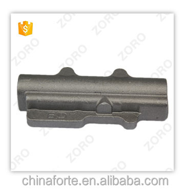 China factory supply OEM grey or ductile ferrous iron casting concrete casting mould