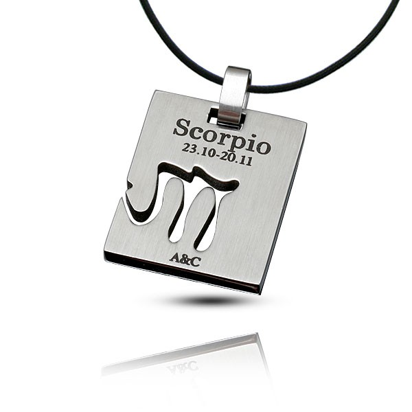 cheap cancer sign pendant,stainless steel zodiac sign pendant, men's pendant