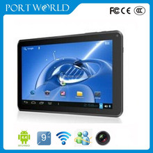 Wholesale allwinner A23 cheap Tablet PC With cd-rom 0.3mp camera