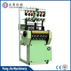 High efficiency automatic high speed medical bandage webbing machine