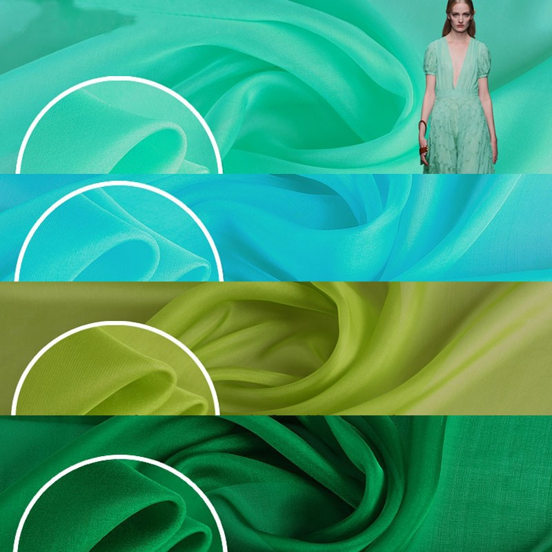 solid chiffon fabric color chart