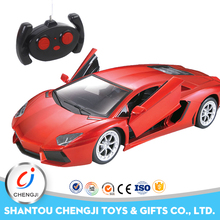 Best quality high speed kids Interest racing games electric toy rc car frames