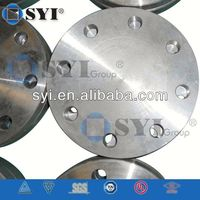 Weld Neck Reducing Blind Flange of SYI Group