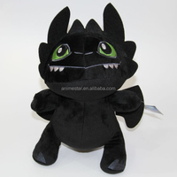How to Train Your Dragon Plush Toy , Anime Plush Doll 30cm