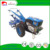 good quality electric walking tractor low price agriculture two wheel diesel walking tractor with mower