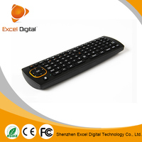 Air mouse keyboard wireless mouse remote Mini wireless keyboard&fly air mouse black Remote Controller air