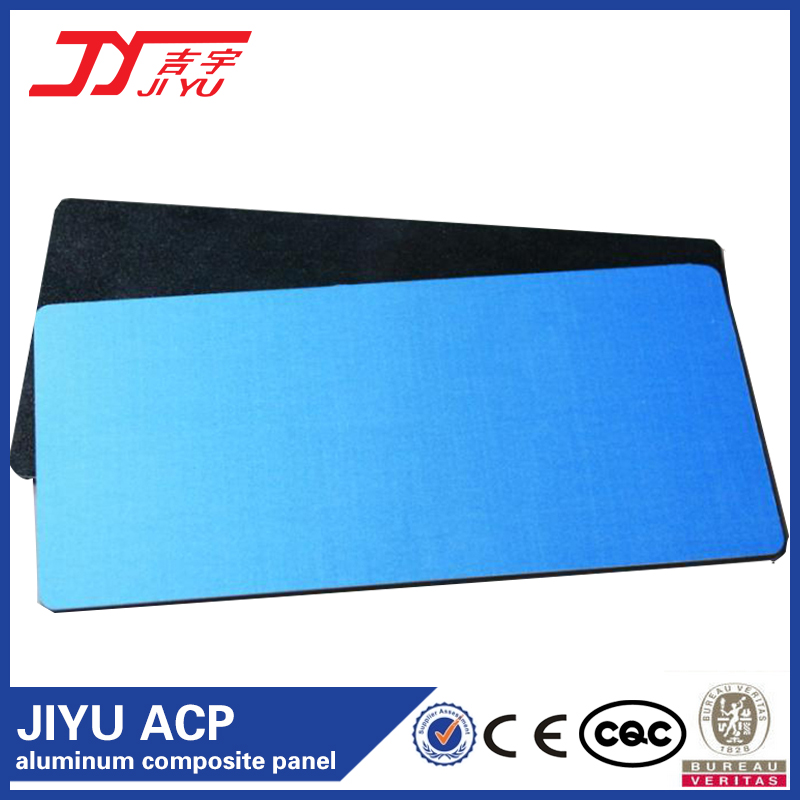 Promotion Sound Insulation Colored Unbreakable New Building Construction Material