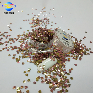 Hot Sales Color Change Chameleon Diamond Flash Glitters & Flakes for Phone Shell