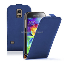 For Samsung Galaxy S5 Mini G906 Cover Ultra Slim Leather Case