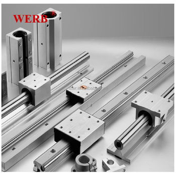 Professional Supplying SBR TBR Aluminium Alloy Linear Rails