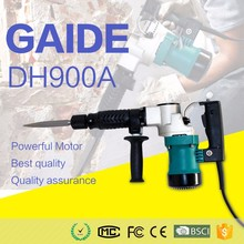 GAIDE-DH900A electric demolition hammer chipping hammer uses