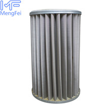 Mfiltration Filterk G2.0 Pleated Stainless Steel Natural Gas Filter