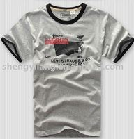 OEM hot sale fashion design t shirt in guangzhou
