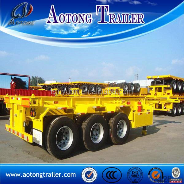 High quality factory directly sale container semi trailer parts