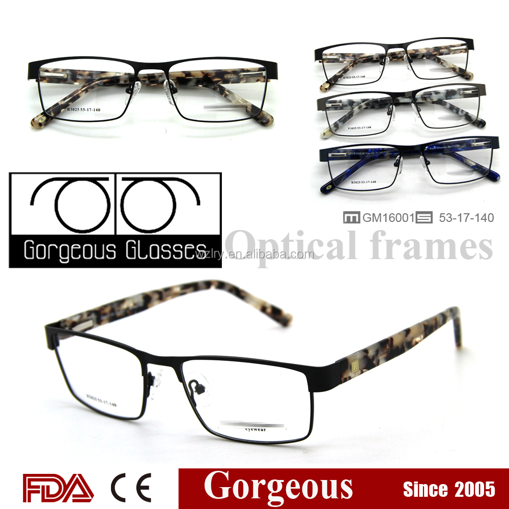 Eyeglass Frames Manufacturers China : 2016 Gentle Optical Glasses Manufacturers In China - Buy ...