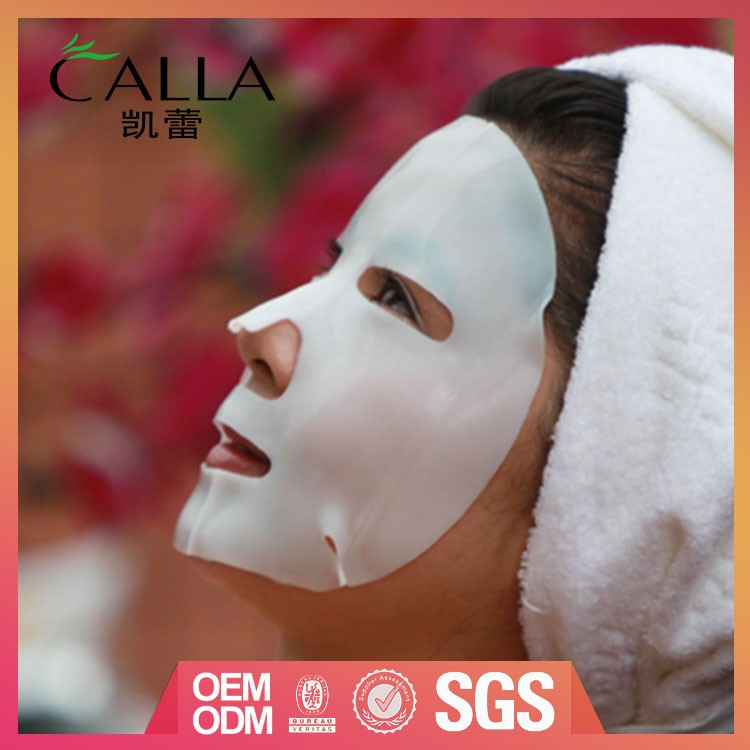 Best Whitening Milk Whitening Crystal Collagen Facial Mask at home whitening