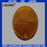 round plastic Motorcycle reflector