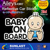 Sunlast 1pcs Aviable Baby On Board