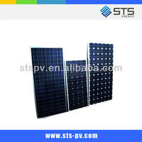 120W poly crystalline solar cells
