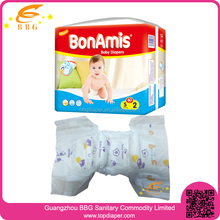 Wholesale High Quality Adult Baby Diaper Brands Low Price of Stocklot A grade Baby Disposbale Diapers in China Factory
